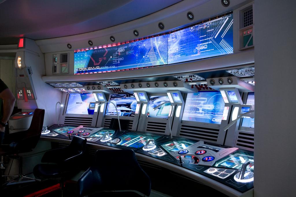 Enterprise bridge | Sockrotation