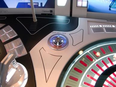 Into Darkness Enterprise bridge