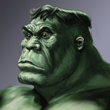 Neanderthal Hulk
