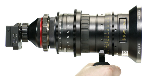 Novo digital cinema camera