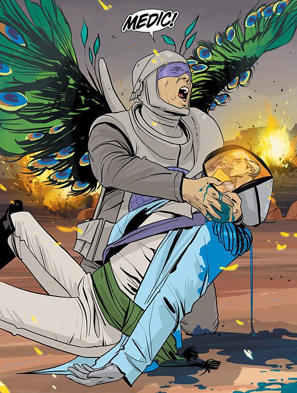 Saga censored image