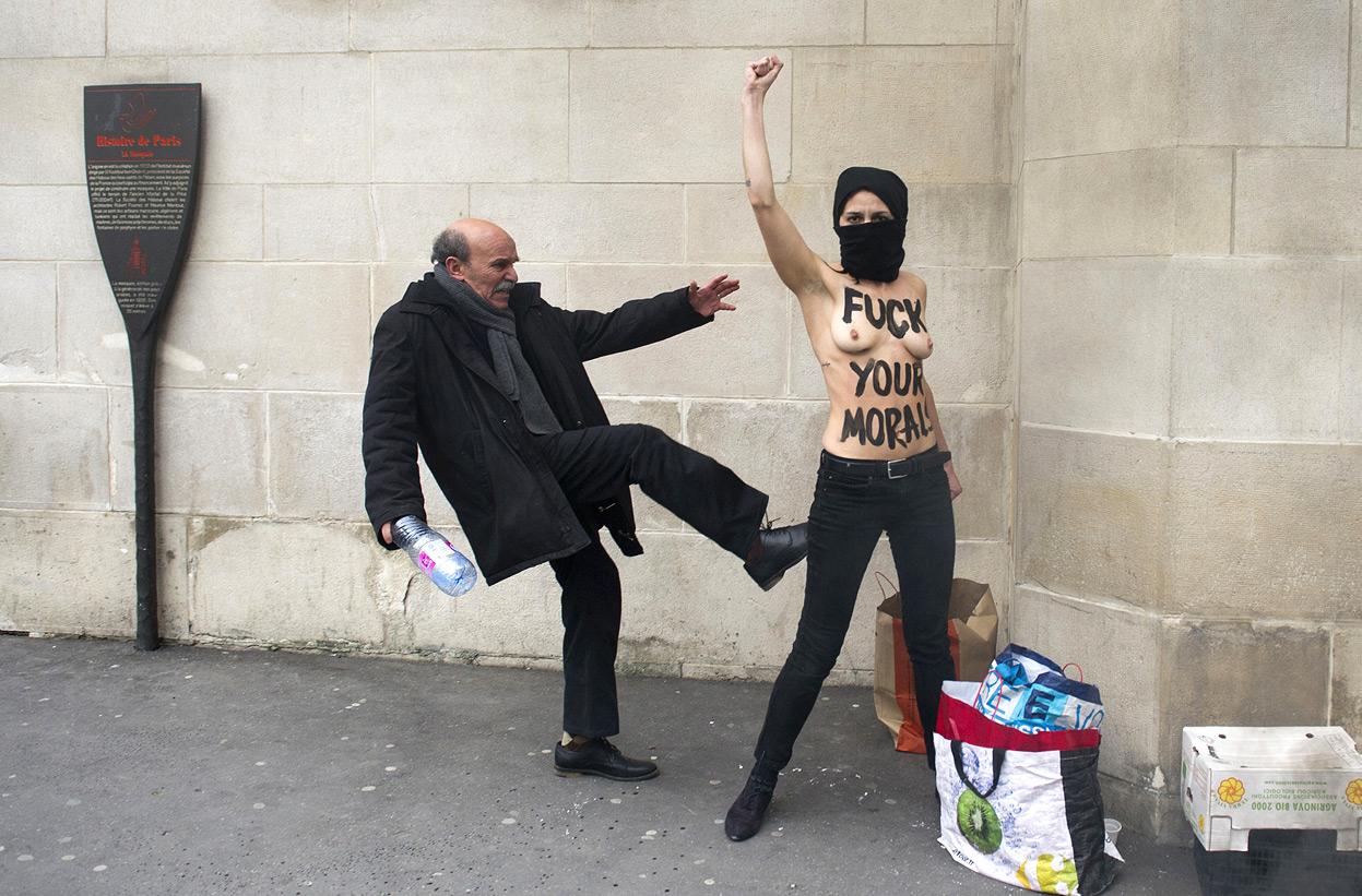 Topless Jihad