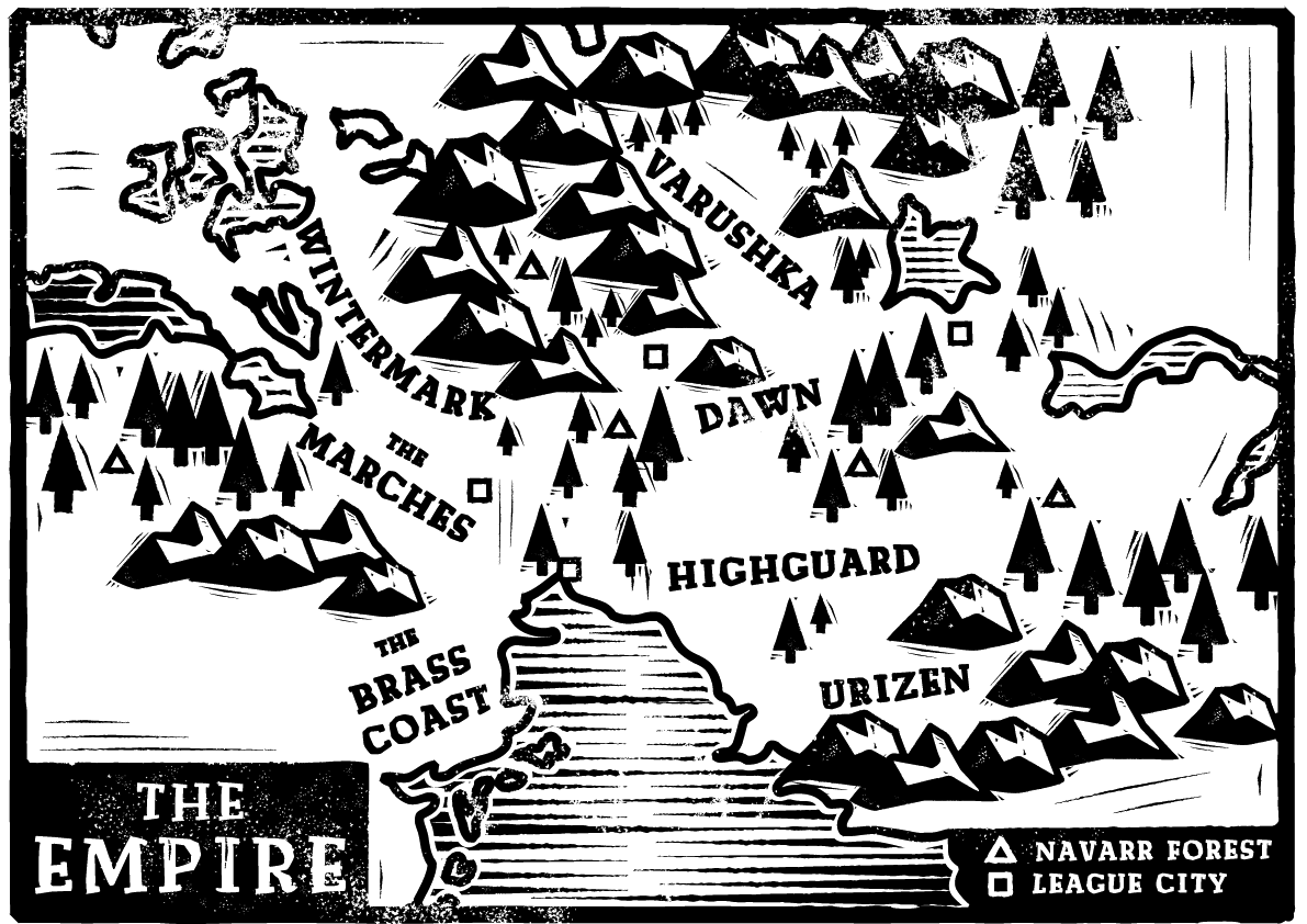 The Woodcut Empire