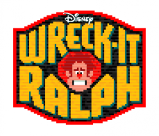 Wreck-It Ralph early logo