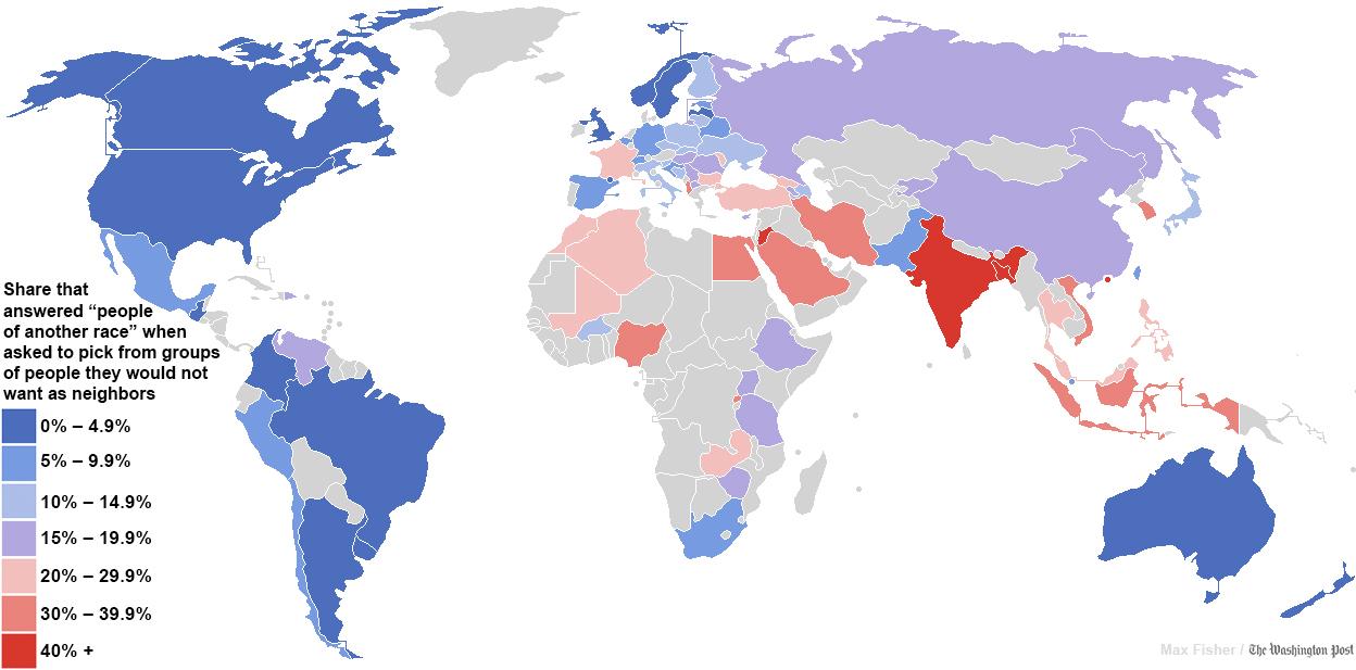 racism around the world essay