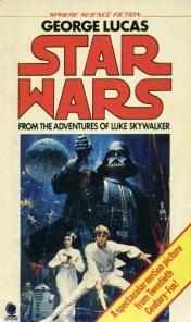 Star Wars novel UK