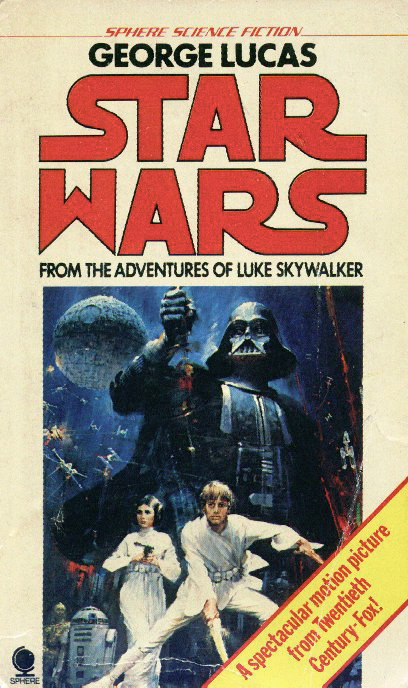 Star Wars novel UK