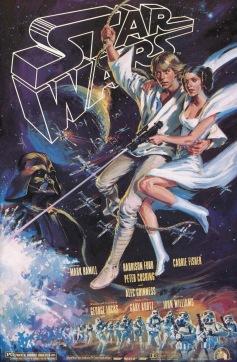 Star Wars calendar 1980