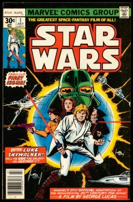 Star Wars comic Jim Novak