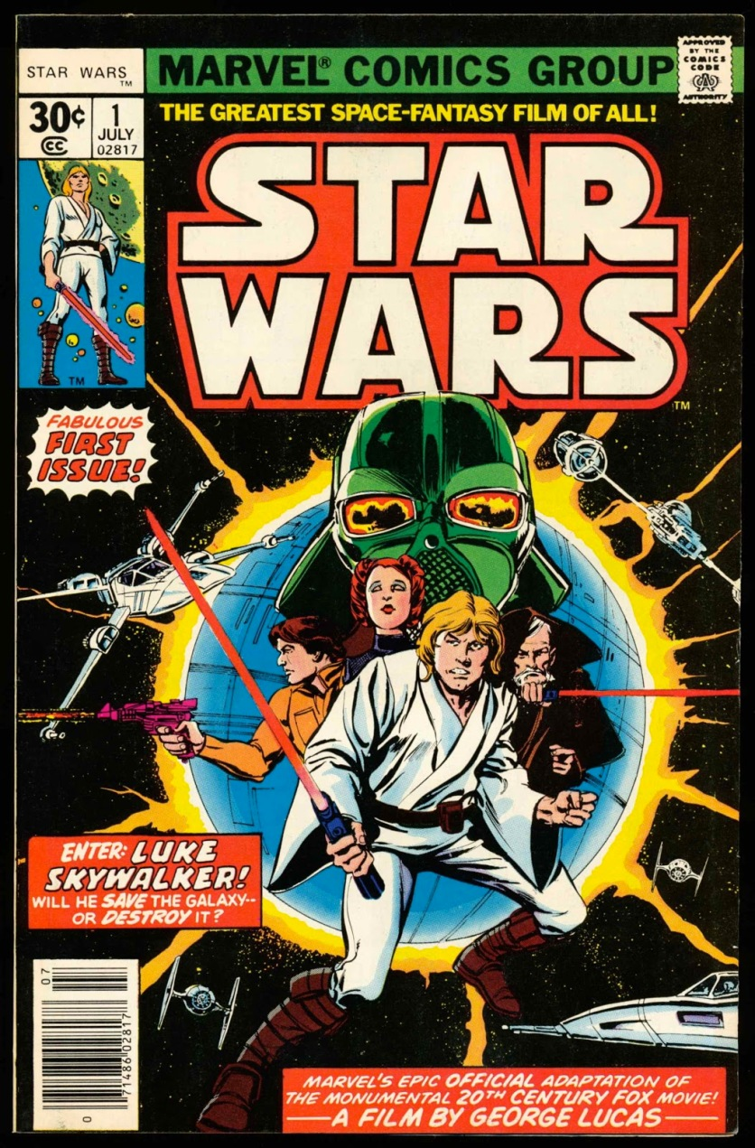 Star Wars comic Jim Novak