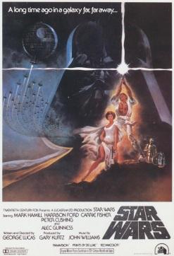 Star Wars Dan Perri 1977