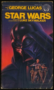 Star Wars novel US 1976
