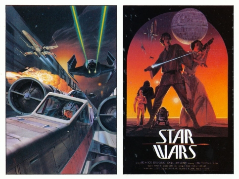 Star Wars Ralph McQuarrie Art of Star Wars