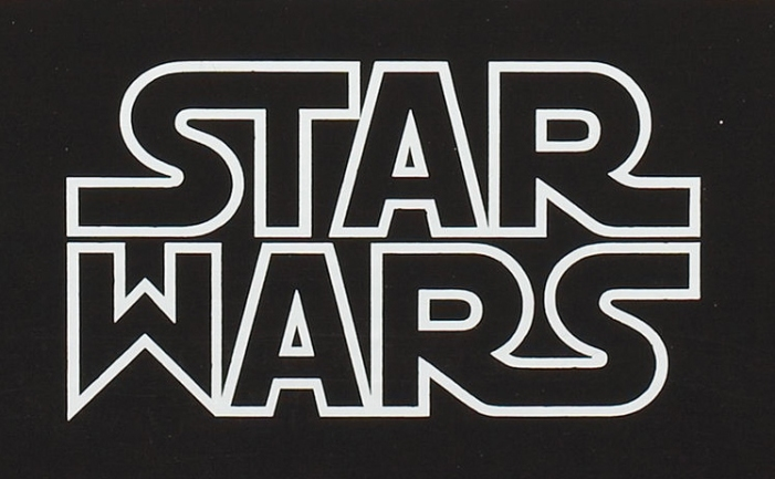 Star Wars logo, Suzy Rice version
