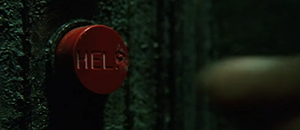 Matrix - red