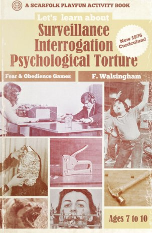 Let's Learn About… Surveillance, Interrogation, Psychological Torture