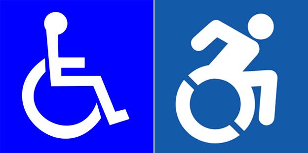 Accessible icon comparison