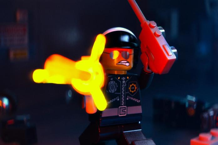 Lego Bad Cop