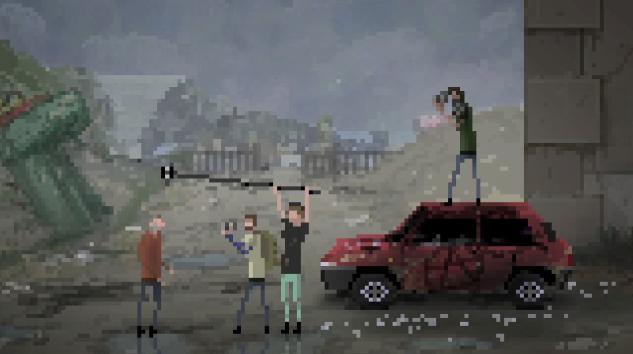 Riot game