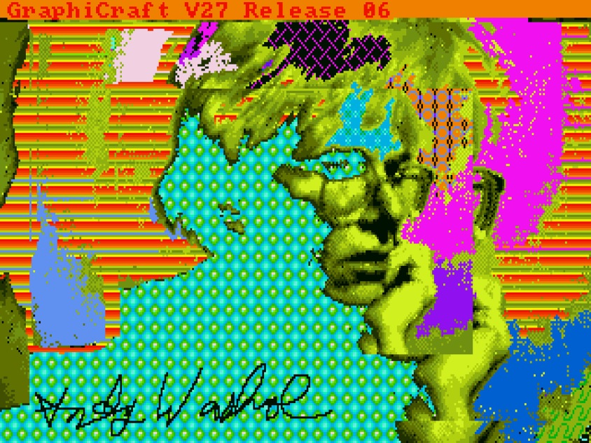 Andy2 - Andy Warhol