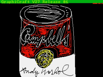 Campbell's - Andy Warhol