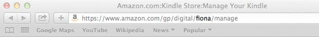 fiona in the Amazon URL