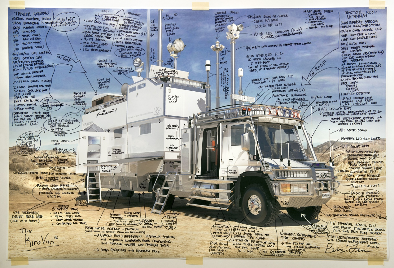 World's biggest RV