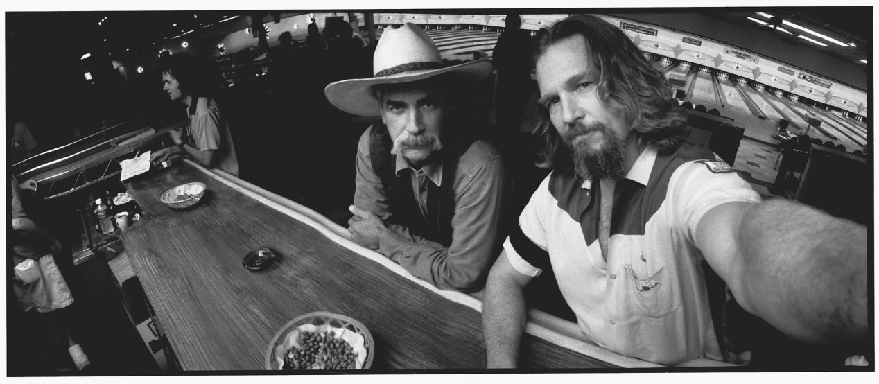 Jeff Bridges - The Big Lebowski