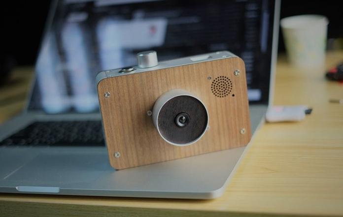 Otto prototype camera