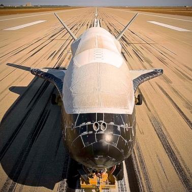 X-37B-OTV2