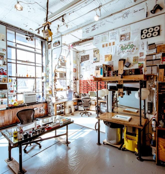 Casey Neistat - Studio