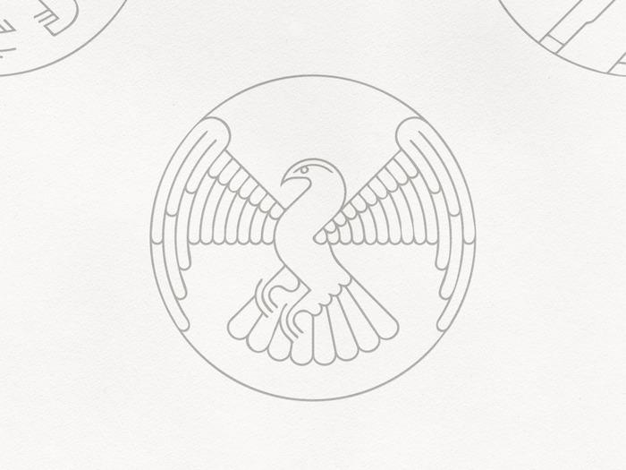 The Symbol of John the Evangelist