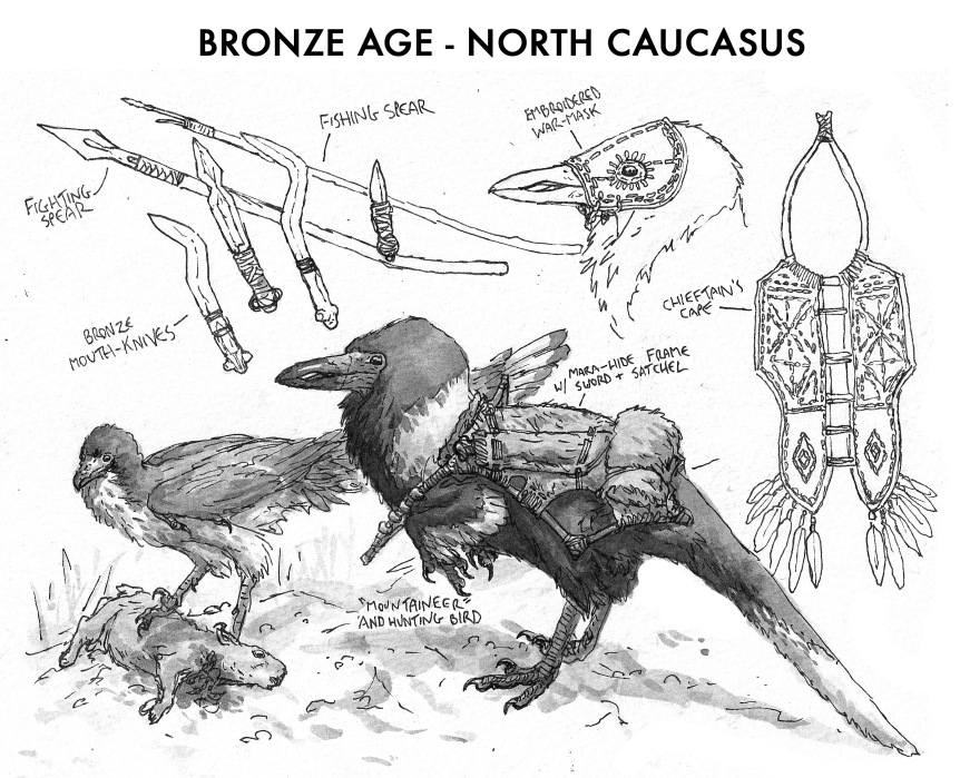 Bronze Age - North Caucasus
