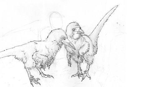 Dinosauroids