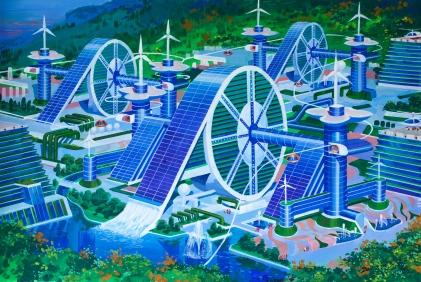 Future North Korea 01