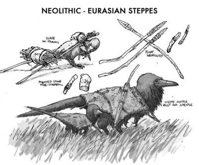 Neolithic - Eurasian Steppe