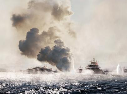 Vincent Debanne, Battleship