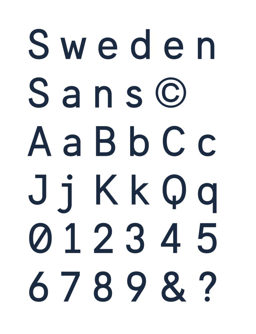Sweden Sans