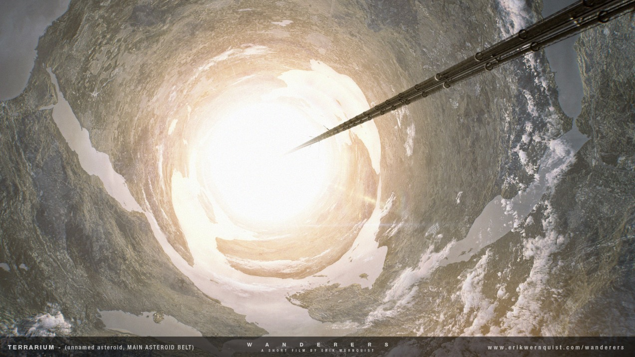 Terrarium - Asteroid Belt