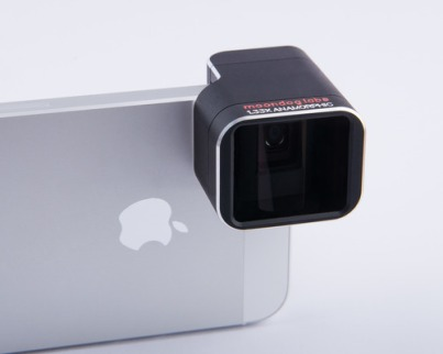 1.33x Anamorphic Adapter Lens for iPhone 5:5S