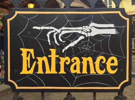 ☜ Entrance