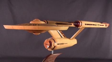 Wooden Enterprise by Michael Kretschmer