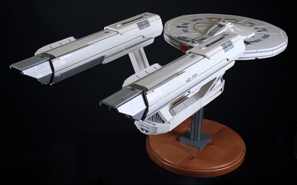LEGO Enterprise by Chris Melby