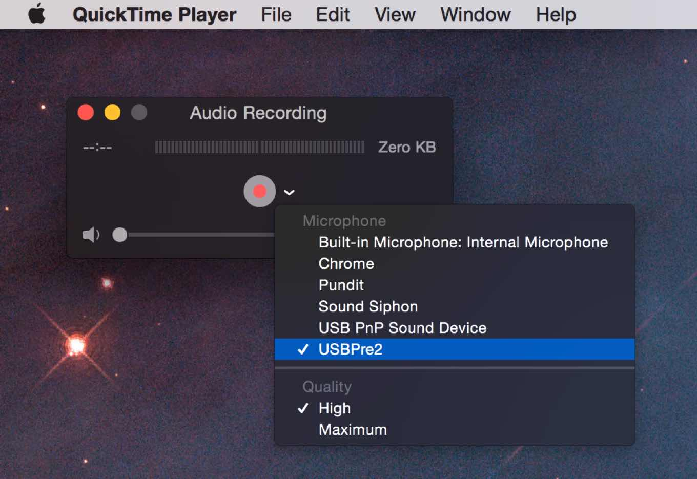 Podcast app for mac
