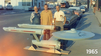 USS Enterprise 1965