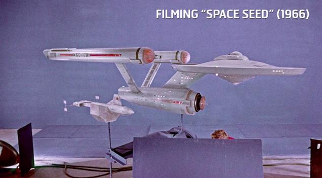 USS Enterprise 1966
