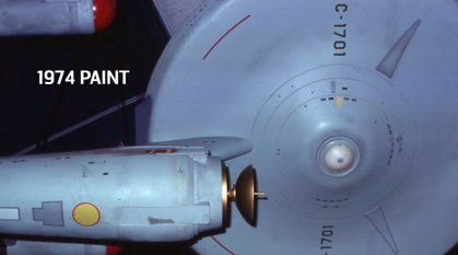 USS Enterprise 1974
