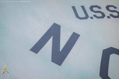 USS Enterprise at the Smithsonian