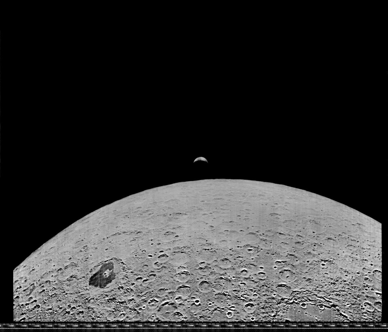 Lunar Orbiter I