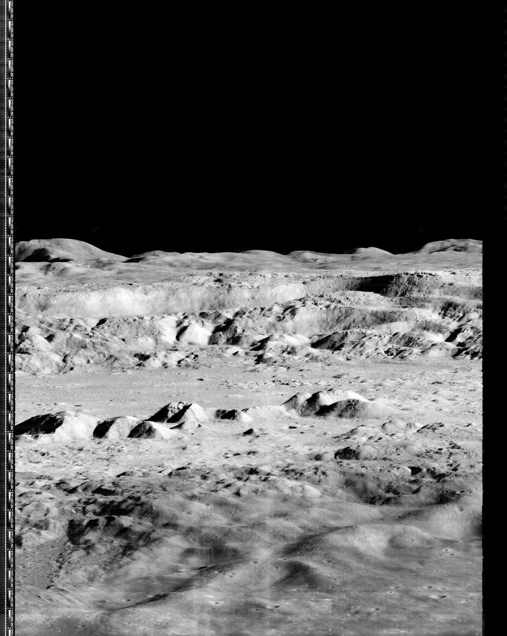 Lunar Orbiter II